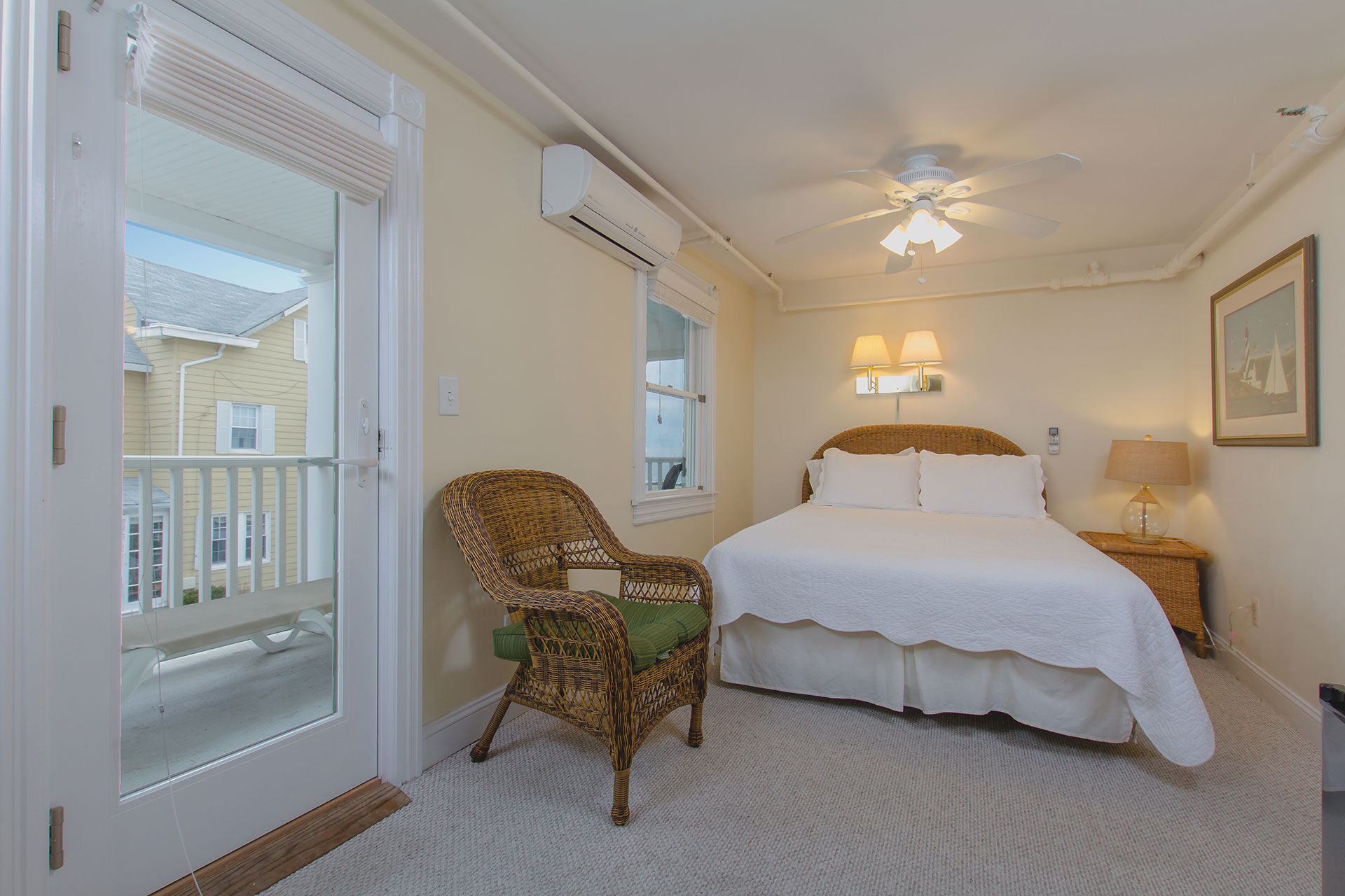Shawmont Hotel Rooms